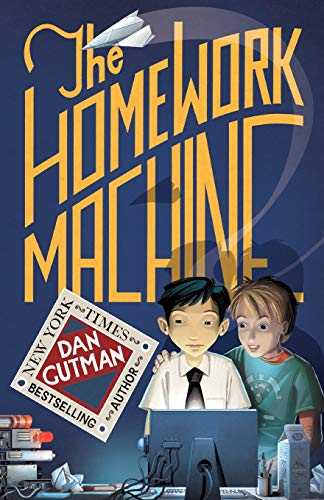 9780689876790: The Homework Machine