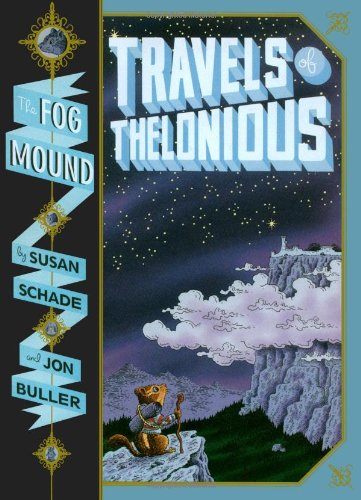 9780689876844: Travels of Thelonious