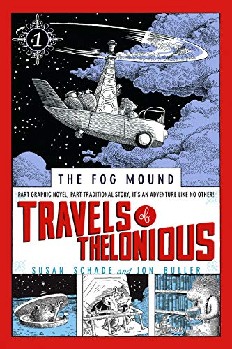 9780689876851: Travels of Thelonious