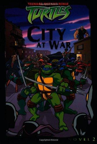 9780689877148: City At War (Teenage Mutant Ninja Turtles)