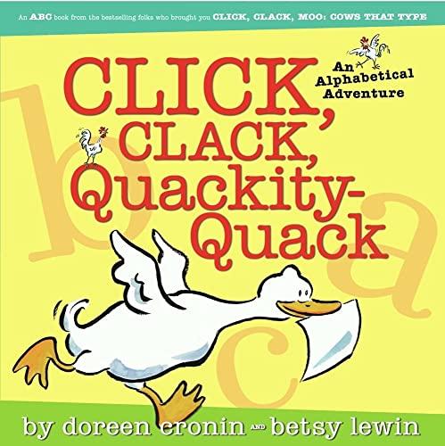 9780689877155: Click, Clack, Quackity-Quack (A Click, Clack Book)