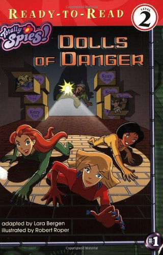 9780689877223: Dolls of Danger (Totally Spies! Ready-To-Read (Level 2))