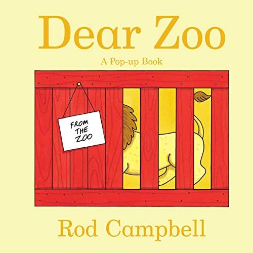 9780689877513: Dear Zoo