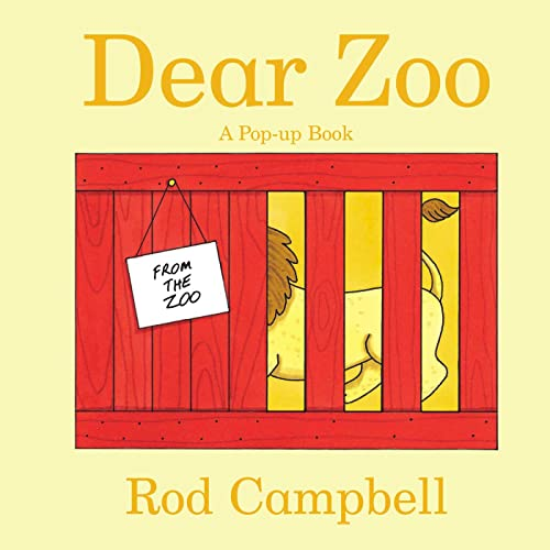 9780689877513: Dear Zoo (Dear Zoo & Friends)