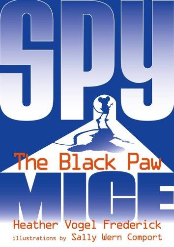 9780689877537: The Black Paw (Spy Mice)