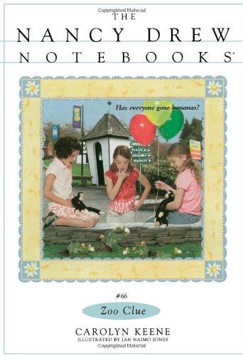 9780689877551: Zoo Clue (Nancy Drew Notebooks #66)