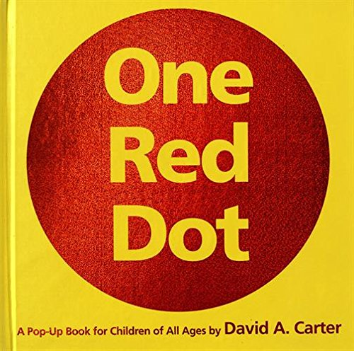 9780689877698: One Red Dot: One Red Dot (Classic Collectible Pop-Up)