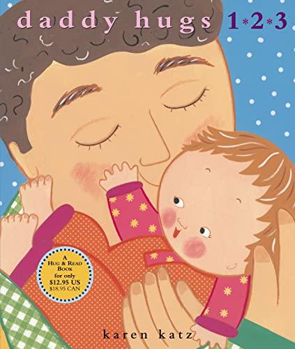 9780689877711: Daddy Hugs 1 2 3