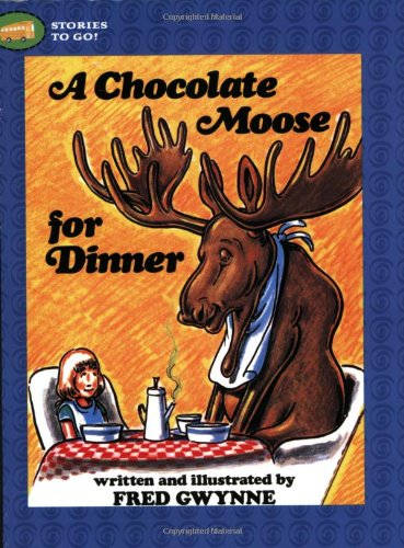 9780689878275: A Chocolate Moose for Dinner (Stories to Go!)