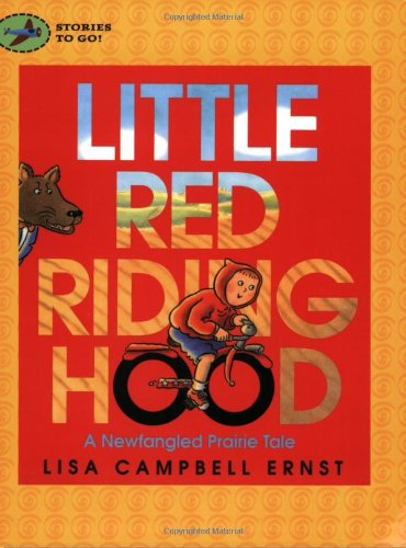 9780689878312: Little Red Riding Hood: A Newfangled Prairie Tale (Stories to Go!)