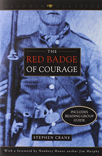9780689878350: The Red Badge of Courage (Aladdin Classics)