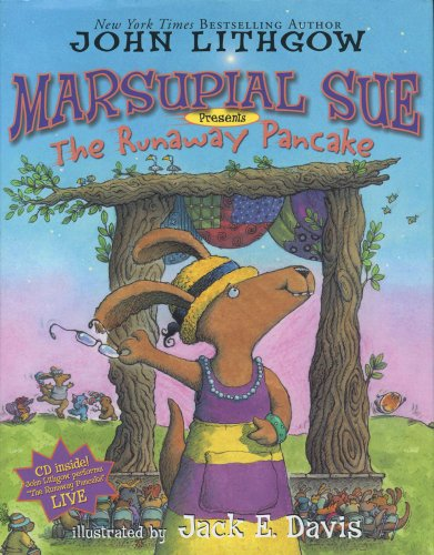 Marsupial Sue Presents the Runaway Pancake: Lithgow, John (SIGNED)