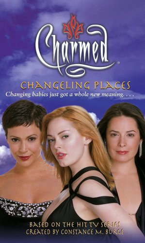 9780689878527: Changeling Places (Charmed)
