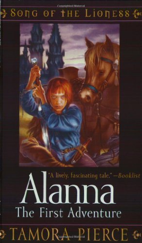 9780689878558: Alanna, the First Adventure (Song of the Lioness)