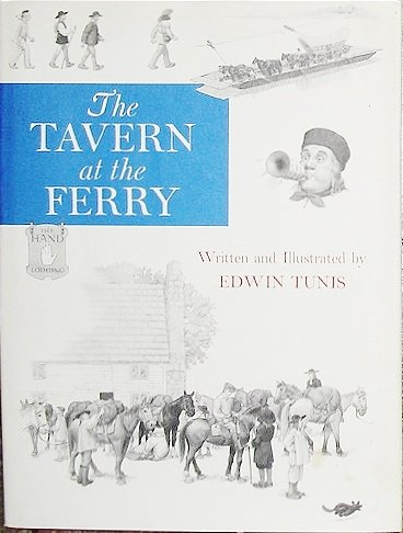 9780690000993: The Tavern at the Ferry