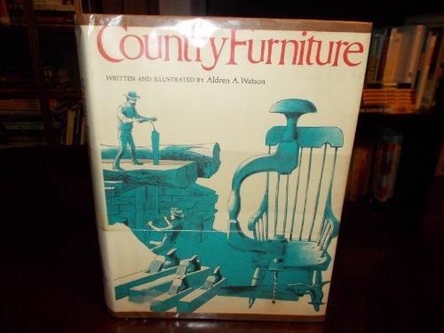 Country furniture,: Watson, Aldren Auld