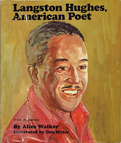 9780690002188: Langston Hughes, American poet (A Crowell biography)