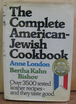 9780690003369: The Complete American-Jewish Cookbook: In Accordance With the Jewish Dietary Laws