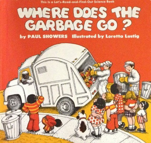 9780690003925: Where does the garbage go? (Let's read-and-find-out science books)