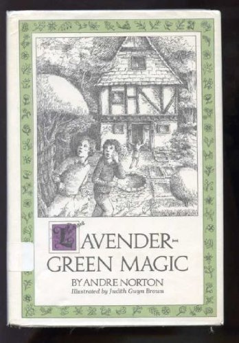 Lavender-Green Magic: Andre Norton