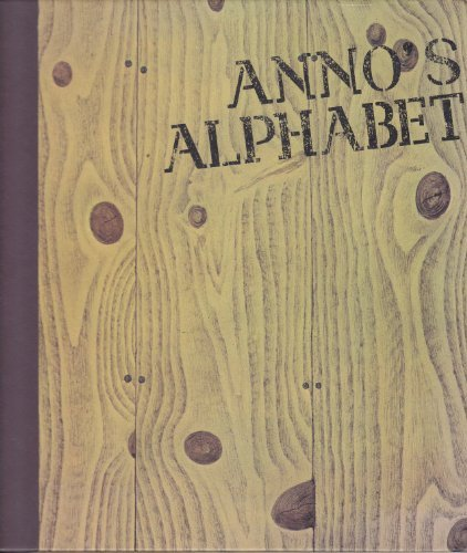Anno's Alphabet : An Adventure in Imagination *(Signed by Arno)*: Mitsumasa Anno