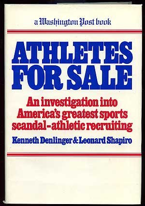 9780690006025: Athletes for sale