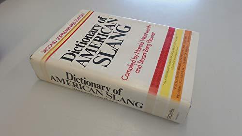 9780690006704: Dictionary of American Slang