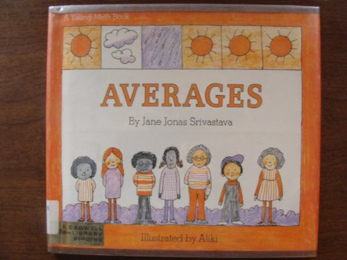 9780690007435: Averages (A Young Math Book)