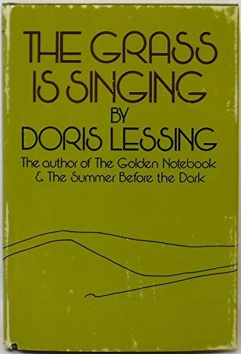 The Grass Is Singing: Lessing, Doris
