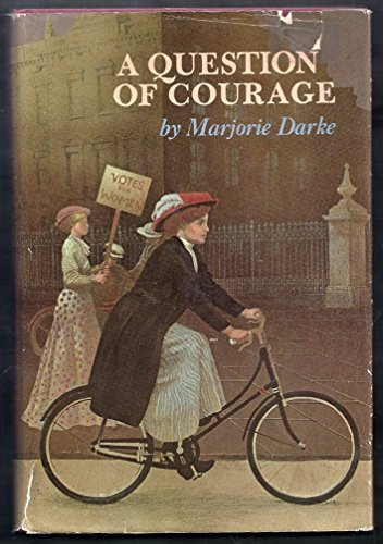 9780690007893: A question of courage