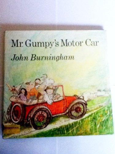 9780690007985: Mr. Gumpy's Motor Car