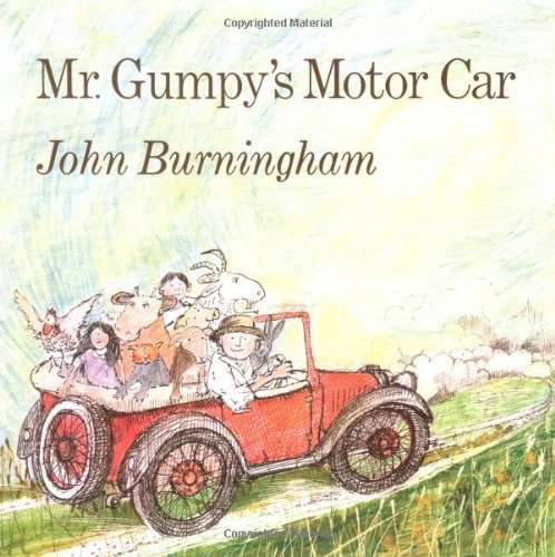 9780690007992: Mr. Gumpy's Motor Car