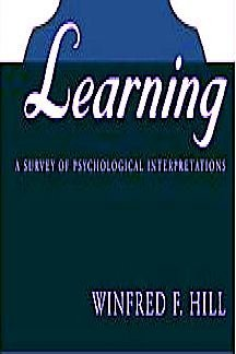 9780690008814: Learning: A survey of psychological interpretations