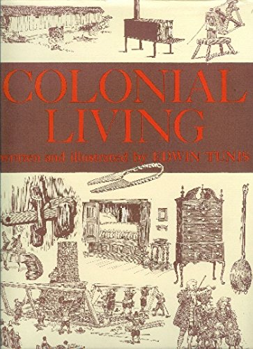 9780690010633: Colonial Living