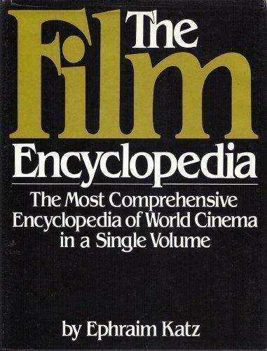 9780690012040: The Film Encyclopedia