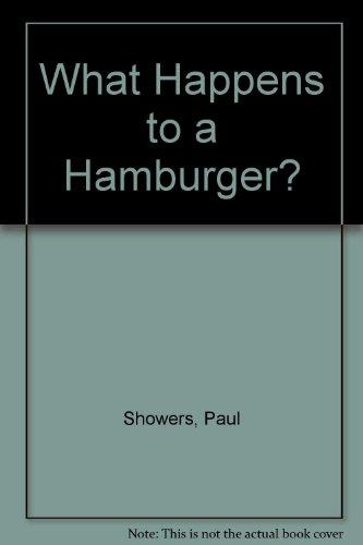 9780690012644: What Happens to a Hamburger