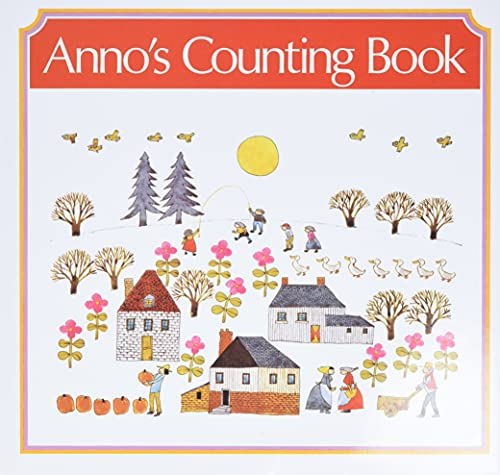 9780690012873: Anno's Counting Book