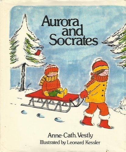 Aurora and Socrates (English and Norwegian Edition): Vestly, Anne Catharina