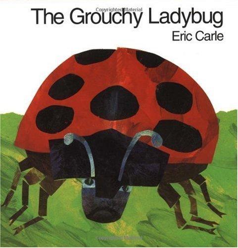 9780690013917: The Grouchy Ladybug