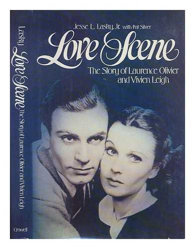 9780690014136: Love Scene: The Story of Laurence Olivier and Vivien Leigh