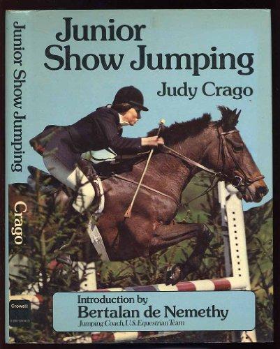 Junior Show Jumping: Judy Crago
