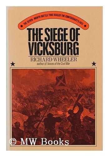 9780690015072: The siege of Vicksburg