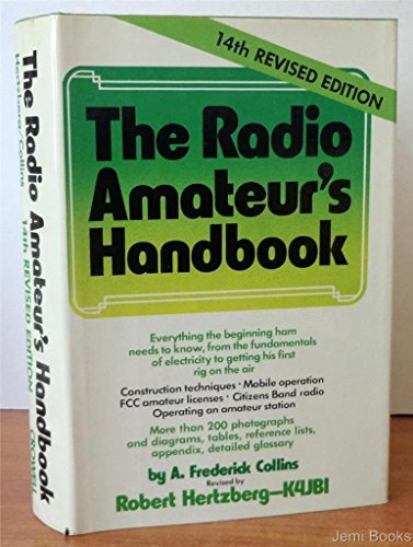 9780690017724: The radio amateur's handbook