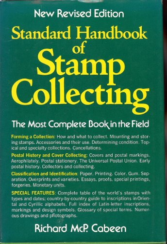 9780690017731: Standard Handbook of Stamp Collecting