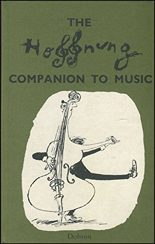 9780690017748: The Hoffnung Companion to Music.
