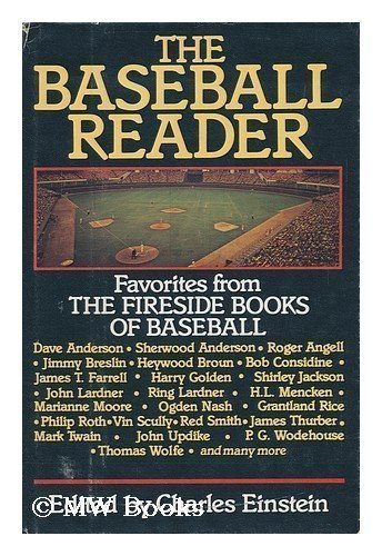 The Baseball reader: Favorites from the Fireside books of baseball