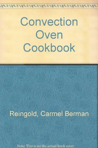 9780690019803: Convection Oven Cookbook
