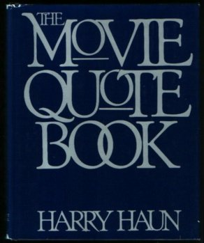 9780690020007: The Movie quote book