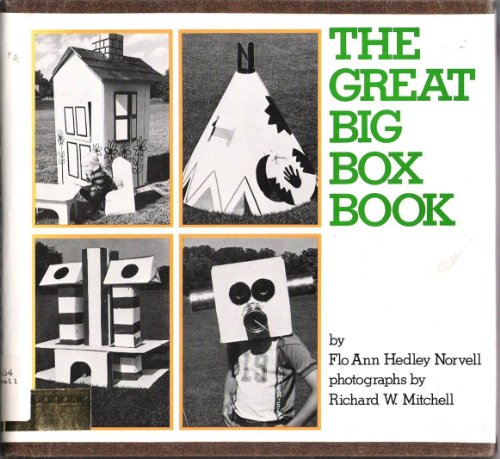 The Great Big Box Book: Norvell, Flo Ann Hedley, Illustrated by Mitchell