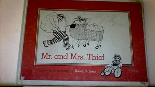 9780690040227: Mr. and Mrs. Thief